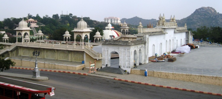 Amer Palace in Anajpur!