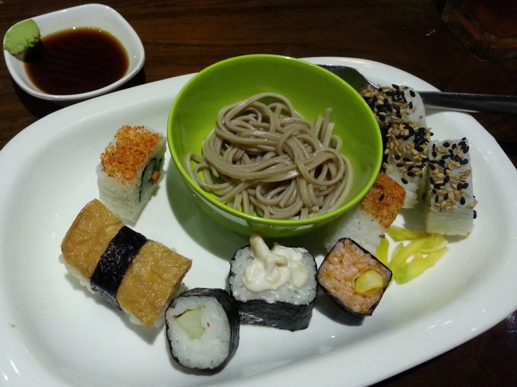 "Say ""moshi moshi"" to Japanese food at Global Fusion"