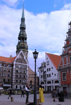 THE ROMANCE OF RIGA