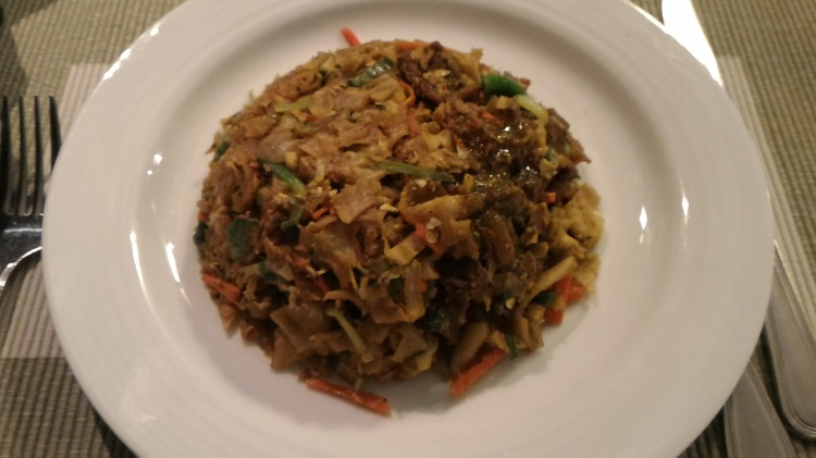 Kottu - Sri Lanka's spicy quick-meal