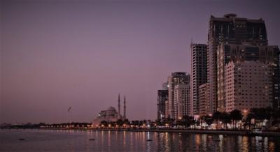 Sharjah at First Sight