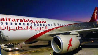 FLYING WITH AIR ARABIA